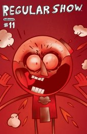 Regular Show #11 Cover B