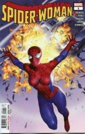 Spider-Woman #1 Junggeun Yoon Secret Variant Cover