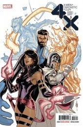 X-Men / Fantastic Four #3 Original Cover