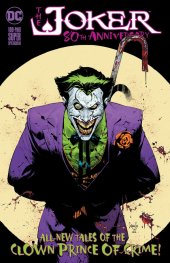 The Joker 80th Anniversary 100-Page Super Spectacular #1 Original Cover