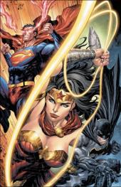 Justice League #1 Tyler Kirkham Variant B