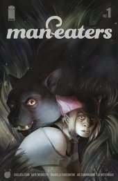 Man-Eaters #1 Variant Edition Exclusive Beth Sparks Variant