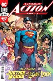 Action Comics #1018 Original Cover