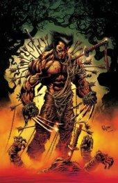 X of Swords: Creation #1 Kyle Hotz Variant B