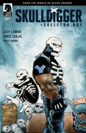 Skulldigger + Skeleton Boy #5 Cover B Keith