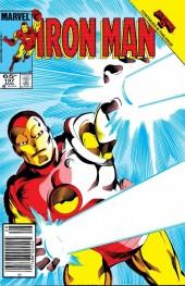 Iron Man #197 Direct Edition