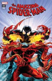 The Amazing Spider-Man #800 Mike Mayhew Variant A