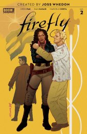 Firefly #2 Preorder Quinones Variant