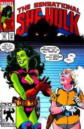 The Sensational She-Hulk #42