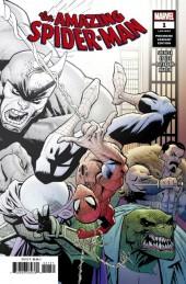 The Amazing Spider-Man #1 Ottley Premiere Variant