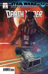 Star Wars: Age of Rebellion - Darth Vader #1 1:100 Edwards Variant