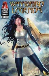 Wayward Legends #1 White Widow Cover