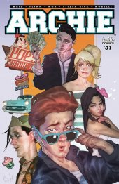 Archie #31 Cover B Caldwell