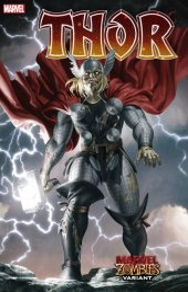 Thor #5 Yoon Marvel Zombies Variant