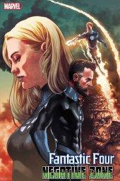 Fantastic Four: Negative Zone #1 Mico Suayan Variant