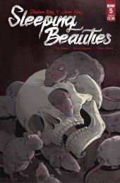 Sleeping  Beauties #5 B Cover Woodall