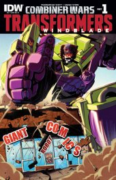 The Transformers: Windblade #1 Giant Robot Comics Exclusive