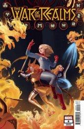 War of the Realms #6 Irina Nordsol Variant