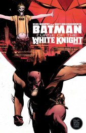 Batman: Curse of the White Knight #1 Original Cover