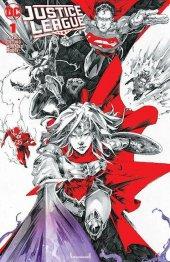Justice League #1 Kael Ngu Variant B