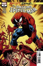 The Amazing Spider-Man #31 2nd Printing