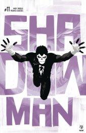 Shadowman #11 Original Cover