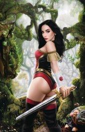 Grimm Fairy Tales #38 Cover C Jimenez