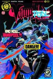 Vampblade #9 Cover B Winston Young Risque