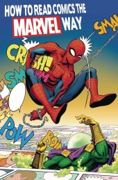 How to Read Comics the Marvel Way #1 Rodriguez Variant
