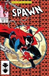Spawn #300 Cover J Parody Variant Mcfarlane