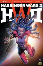 Harbinger Wars 2: Aftermath #1 Cover D Pre-order Edition Evans