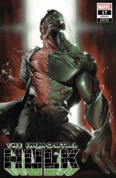 The Immortal Hulk #17 Sanctum Sanctorum Comics Oddities Gabriele Dell