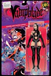 Vampblade #4 Cover C Action Figure