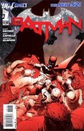 Batman #1 3rd Printing