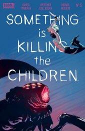 Something Is Killing The Children #5 Original Cover
