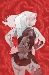 Faith And The Future Force #1 Cover D 1:10 Cover Sauvage