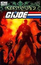 Infestation 2: G.I. Joe #1 Cover B