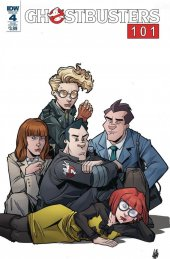 Ghostbusters 101 #4 Subscription Variant