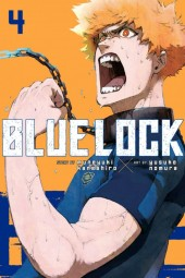 Blue Lock Vol. 4 TP