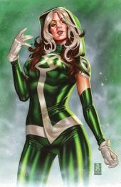 X-Men #12 Mark Brooks Golden Apple Exclusive Rogue Virgin Variant