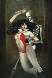 Vampirella #8 Dalton Ltd Virgin Cover
