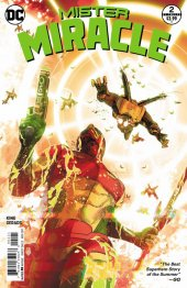 Mister Miracle #2 Variant Edition