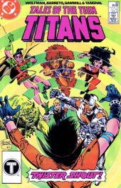 Tales of the Teen Titans #86