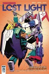 Transformers: Lost Light #23 Cover B Senior