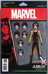 Generation X #1 Action Figure Variant