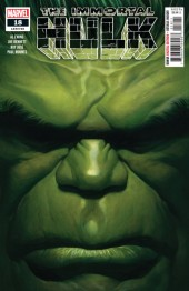 The Immortal Hulk #18 Original Cover