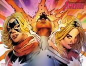 Avengers #24 Immortal Wraparound Variant