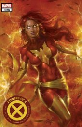 Powers of X #1 Lucio Parrillo Variant A