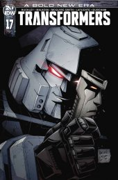 The Transformers #17 1:10 Incentive Variant
