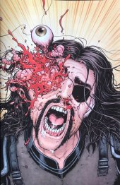 The Walking Dead #48 15th Anniversary Blind Bag Burnham Virgin Cover
